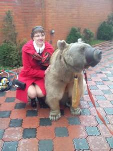 8 985 - 920 - 36 - 97 Медведь на свадьбу