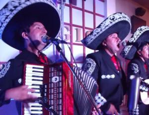 мексиканское шоу