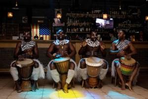 африканское шоу
