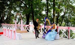 Живая музыка на свадьбу в Москве
