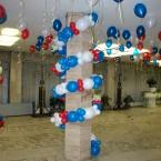 воздушные шарики доставка