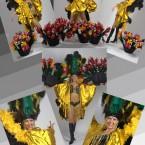 фокусы с цветами