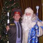 Дед Мороз и Полицейский