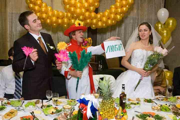 Оригинальный выкуп невесты