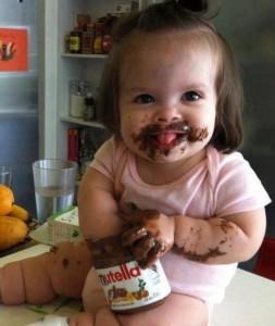 любитель шоколада