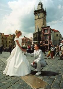 свадьба заграницей