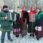фольклорный ансамбль на праздник