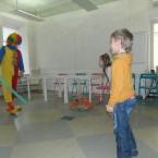 День рождения с клоуном