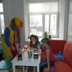 детский клоун