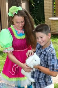 фокус с кроликом