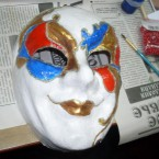 мастер-класс венецианская маска