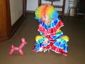 где заказать клоуна