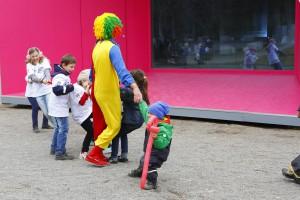 пират и клоун - 100 артистов (495) 920 - 36 - 97