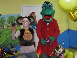 клоуны на день рождения 1