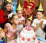 клоуны на день рождения 2