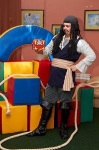 +7(985) – 920 – 36 – 9 7. Пираты на детский праздник