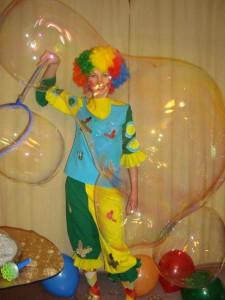 8 (985) 920 - 36- 97. Детское шоу мыльных пузырей