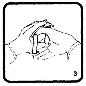 Секрет фокуса с купюрами 3