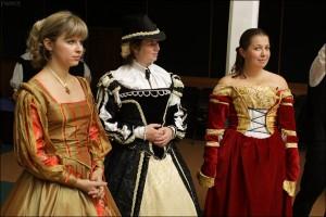 Западно-европейские танцы XVI века 3