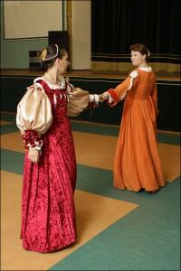 8 (985) 920 - 36- 97. Западно-европейские танцы XVI века