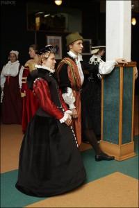 Западно-европейские танцы XVI века 5