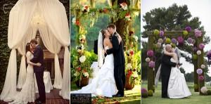 8 (985) 920 - 36- 97. Необычные свадебные арки