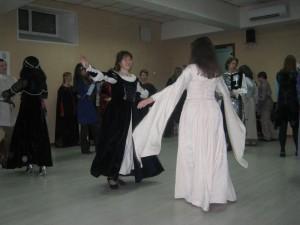 старинные танцы 2