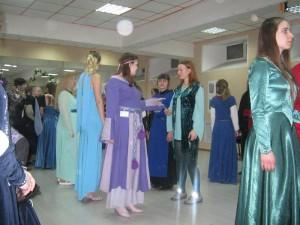 старинные танцы