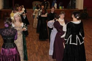 старинные танцы 4