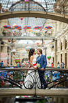 Маршруты свадебных прогулок по Москве 2