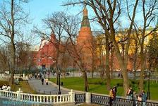 Маршруты свадебных прогулок по Москве 3