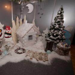 декоративный снег 1