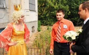 В8 (985) 920 - 36- 97. Выкуп невесты в стиле сказки