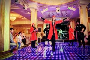 Г8 (985) 920 - 36- 97.  Грузинские танцы на свадьбу