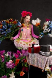 Фокусы с цветами 1