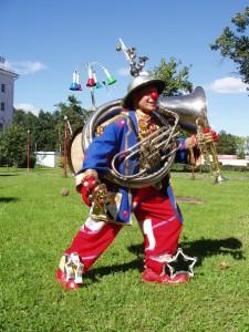 8 (985) 920 - 36- 97. Музыкальный клоун