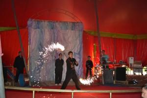 Огненное шоу 1