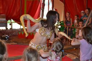8(985) 920 – 36 – 97 Танец со змеей
