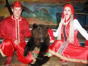 8 (985) 920 - 36- 97. Заказать медведя на свадьбу
