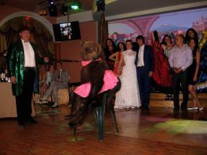 8 (985) 920 - 36- 97. Медведь на свадьбу цена