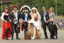 С8 (985) 920 - 36- 97. Свадьба в пиратском стиле