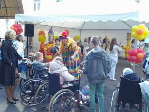 праздник для инвалидов