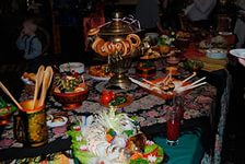8 (985) 920 - 36- 97. Свадьба в русском стиле
