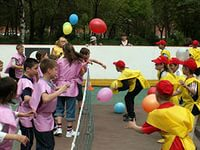 8 (985) 920 - 36- 97. Спортивные игры на свежем воздухе