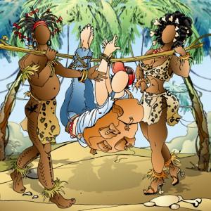 8 (985) 920 - 36- 97. Тантамарески на праздник