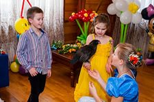 8 (985) 920 - 36- 97. Шоу птиц в Москве