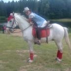 белый конь 2