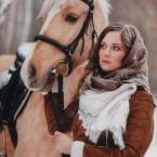 лошадь 22