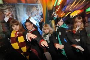Квест в стиле Гарри Поттера
